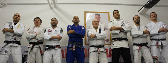 BJJ Instructors Camberley Surrey